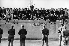 By some estimates, more than 170 people died attempting to escape over, under and through the Berlin Wall to freedom on the Western side of the border. Description from 7workscenter.com. I searched for this on bing.com/images