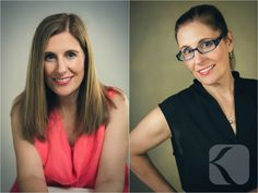 Heather's Corporate Session - Kaufmann Photography