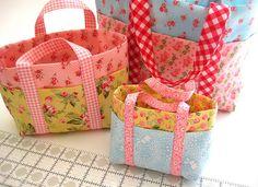 Lovely pocket bags