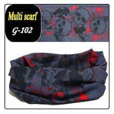 Free shipping! scarf outdoor multifunctional magicaf magic bandanas  sunscreen muffler scarf 93-112style Fantasmas 530e48cc8b7