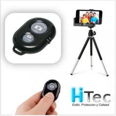 Disparador de fotos universal bluetooth para android y ios
