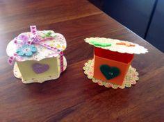 Bri-coco de Lolo: Petites boîtes pour une fête