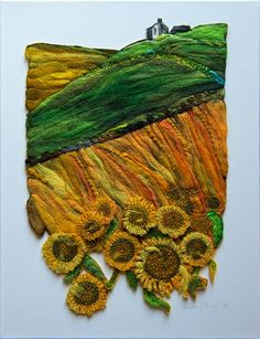 Sandra Coleridge - Sunflowers