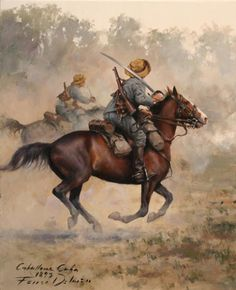 La Pintura y la Guerra. Sursumkorda in memoriam Military Diorama, Military Art, Military History, The Spanish American War, American Civil War, Civil War Art, Art Of Fighting, Vietnam History, Fantasy Armor