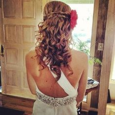 Prom hair. Natalia, the girl  tagged in the comments below, is the one who did my hair. Follow her, shes awesome :) kaylaalfredo