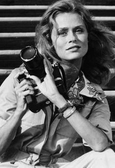 Lauren Hutton 1960 - Role Model for beauty