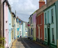 Appledore in North Devon - a lovely fishing village providing peace and tranquilty but not far from so much else to do
