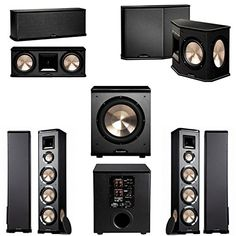 Introducing BIC Acoustech PL980 51 Home Theater System PL200 NEW. Great Product and follow us to get more updates!