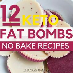 No bake keto fat bombs are so easy to make and quick. 12 keto fat bombs which you can try right now as it will take you hardly 10 minutes to prepare.