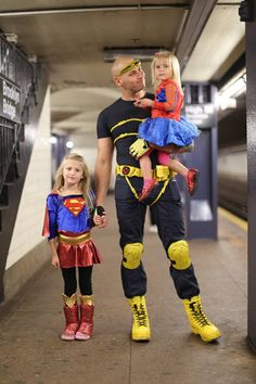 "Humans of New York:  ""What are their superpowers?"" ""This one can talk any enemy to death. And this one can knock her sister over"