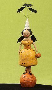 Nicol Sayre Halloween Batty Girl #ESC