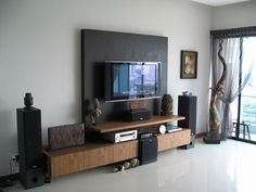 Wall Mounted TV Furniture in Small Living Room Design Ideas Big Aesthetics of Living Room TV Furniture