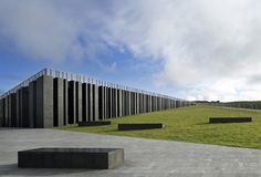 GIANT'S CAUSEWAY VISITORS' CENTRE • 2012 • by Heneghan Peng Architects • http://www.hparc.com