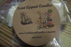 Sweet Tooth by ScentAppealCandles on Etsy, $1.25