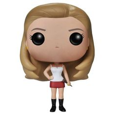 Figurine Buffy (Buffy The Vampire Slayer) - Funko Pop http://figurinepop.com/buffy-summers-contre-les-vampires-funko