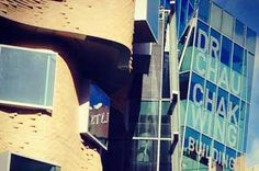 UTS: VERY GEHRY INTERIORS START TO TAKE SHAPE - Facilities Management