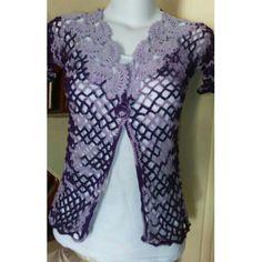 Saya menjual Purple bolero seharga Rp150.000. Dapatkan produk ini hanya di Shopee! https://shopee.co.id/anisulfah/6066244 #ShopeeID