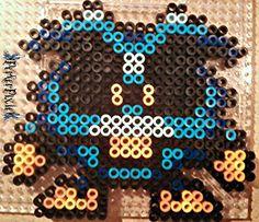 Blue Virus by PerlerPixie on DeviantArt