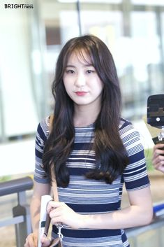 cr @feather_smile Our Girl, My Baby Girl, Yu Jin, Japanese Girl Group, Kim Min, The Wiz, Me As A Girlfriend, Korean Singer, Kpop Girls