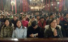 China on course to become 'world's most Christian nation' within 15 years  - Telegraph