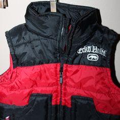 Puffy vest, 6 months