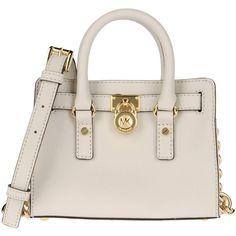 MICHAEL MICHAEL KORS Handbag found on Polyvore