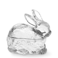 Easter Bunny Candy Dish #williamssonoma