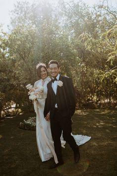 Carrissa + Brian celebrated their wedding in a beautiful garden located in San Diego, CA. Outdoor Wedding Photography, Couple Photography, Photo Boards, Destination Weddings, Beautiful Gardens, First Time, San Diego, Wedding Hairstyles, Groom