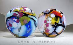 Astrid Riedel Glass Artist: