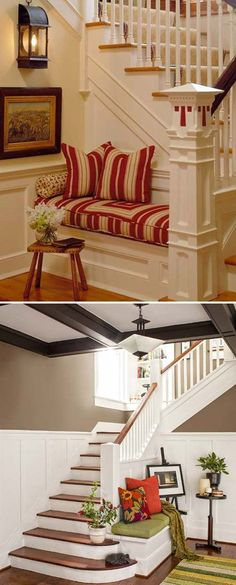 Staircase is that particular space you will usually ignore its decor in home's interior. In fact, staircase is not just for the connection of two floors, and you must admit it plays an importantly decorative role in the home. Need some decorating ideas to update your stairs space? You will get answer from here. 1. […]