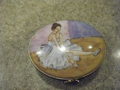 Cache' Limoges Limited Edition Ballerina Box - # 25/750 - Beautiful!