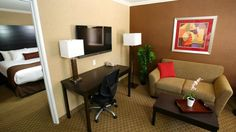 Guest Room Best Western PLUS InnSuites Yuma Mall. This room is our Executive King suite