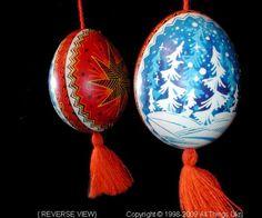 Ukrainian Easter Egg Pysanky UA09095  by Iryna Vakh  from the Lviv  on AllThingsUkrainian.com