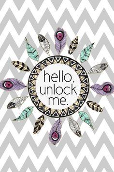 Tribal lock screen iphone wallpaper