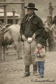 ❦ 'Like father like son ~ pass on the tradition' - Tamara Gooch Photography - Equine Photography Network