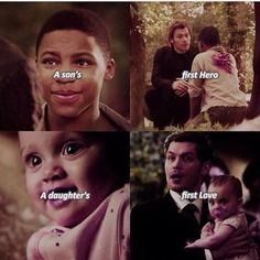 Klaus Mikleson with littlest wolf Hope Mikleson The Vampires Diaries, Vampire Diaries Wallpaper, Vampire Diaries Seasons, Vampire Diaries Damon, Vampire Diaries Quotes, Vampire Diaries The Originals, Delena, Damon Salvatore, Klaus And Hope