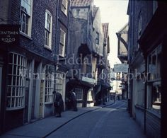 3X York, The Shambles, Last Sunbeams K.C.M. Symons Stereo Realist Stereoviews | eBay