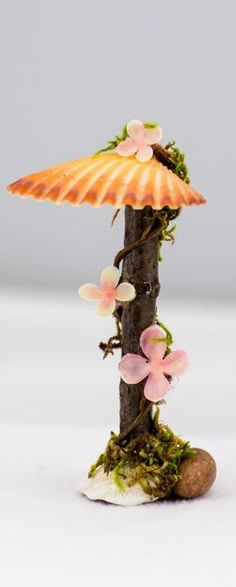 Fairy Beach decor!