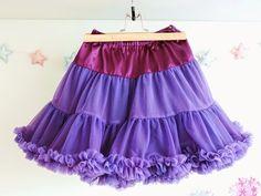 fioletowa Ballet Skirt, Skirts, Fashion, Moda, Tutu, Fashion Styles, Skirt, Fashion Illustrations