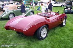Bertone Aston Martin DB2-4 Spyder 1954 LML503 05