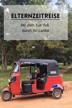 Simone und ihre Familie sind in ihrer ersten Elternzeit mit dem Tuk Tuk durch Sri Lanka gereist (was ich by the way ziemlich cool und abenteuerlich finde). Im Blogartikel nimmt sie euch mit – von der ersten Idee bis zu den Highlights ihrer Reise. #srilanka #reisensrilanka #tuktuksrilanka #reisenmitkindern #asienreisemitkindern #srilankamitkindern #elternzeitreisen #reisenmitbaby #reisenmittuktuk #reiseninderelternzeit #mitkindernreisen #srilankereisekinder Sri Lanka, Van Life, Road Trip, Camping, Travel Destinations, Highlights, Nature, Traveling With Baby, Parental Leave