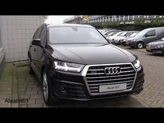 2017 Audi Q7 Pro Line S Quattro Full Review, Start Up, Exhaust, In Depth Review - YouTube