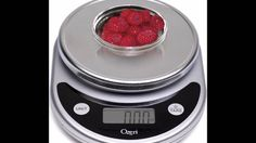 Ozeri Pronto Digital Multifunction Kitchen and Food Scale  http://amzn.to/2cVDbvF