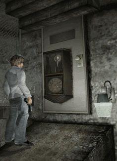 Henry Townshend, Second Building World — Silent Hill The Room Silent Hill Origins, Silent Hill Art, Vampire Masquerade, Alien Isolation, Bioshock, Elder Scrolls, Dragon Age, Horror, Minis