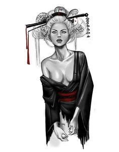 Geisha More