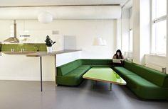 Lounge / Photo: Kim Wendt