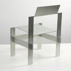 Simpleton Chair by Ronen Kadushin