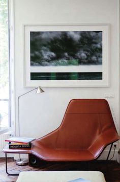 Lama lounge chair | Designers: Ludovica and Roberto Palomba