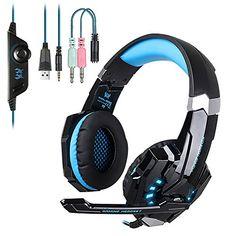 Productos Gaming De Amazon Auriculares Gamin Auriculares Cascos