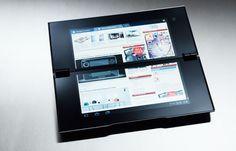 Sony Tablet P - cool men inte så bra, läs testet på http://m3.idg.se/2.1022/1.446579/sony-tablet-p-cool-men-inte-sa-bra #gadgets #geek #nerd #sony #tablet #android #surfplatta #playstation
